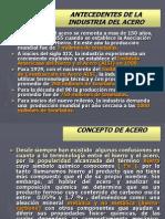 Fabricacion Del Acero Mexico