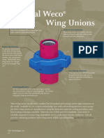 Weco Wing Unions