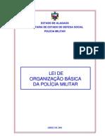 Lei Organização Básica