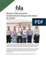 16-05-2013 Puebla on Line - Moreno Valle garantiza fortalecimiento integral del campo de Puebla.pdf
