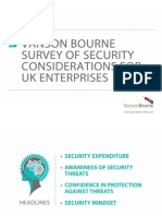 Vanson Bourne IT Security Webcast Presentation
