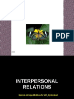20091007 - [Ab] - Interpersonal Relations -