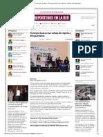 10-02-2014 'Municipio Busca Crear Cultura de Respeto a Discapacitados'