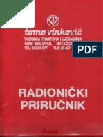 Radionicki Prirucnik Za Tomo Vinkovic 420 523 732