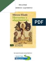 Ferreiros e Alquimistas - Mircea Eliade