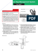 Miyawaki Advanced Steam Trap Management System Dr Trap PM301