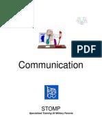 STOMP Communication Guide