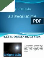 8.2 Evolucion