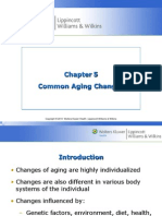 Body Changes in Aging