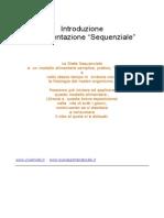 Introduzione Alla Dieta Sequenziale1