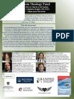 Native American Theology Panel Flyer 02-13-14