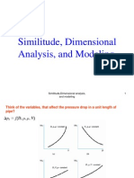 Ch-7-Similitude,Dimensional Analysis & Modeling
