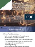 Int. Konfliktforschung I - Woche 03 - Kriege und die Entstehung des modernen europäischen Territorialstaates (Übung)
