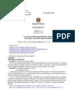 LPM80 Cu Privire La Statutul Personalului Din Cabinetul