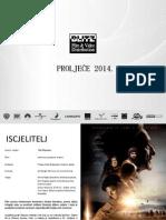 Spring 2014 Katalog Blitz film