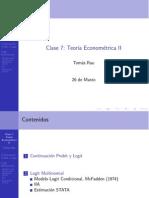 Clase7 Probit y Logit