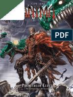 Anima Beyond Fantasy - Prometheum Exxet
