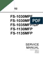Kyocera FS1035