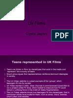 Teen reps in UK films