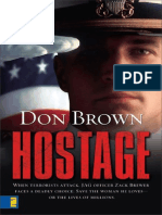 Hostage by Don Brown, Chapter 1