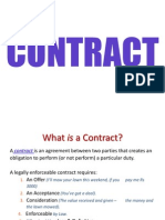 Indian Contract Act - 1872_ IA