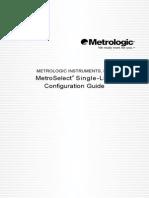 Metrologic MS6220 Pulsar MANUAL
