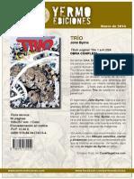 YERMO Ediciones - Marzo 2014