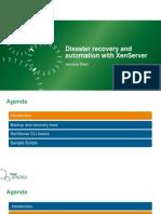 XenServer Backup
