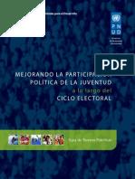 Mejorando Participacion Politica Juventud