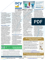 Pharmacy Daily for Fri 14 Feb 2014 - ACCC takes action against Pfizer, HMR change a \'slap in the face\', Oze pharmacies sold and much more