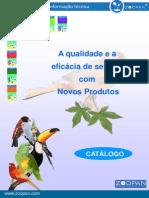 Brochura de Ornitofilia