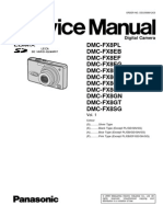 Panasonic Dmc Fx8
