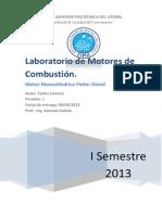 Informe Del Motor Monocilindrico (1)