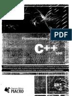 Fundamentos de Programación c++ - Villalobos