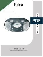 Manual+Som+Philco+Britania+Pb120+Mp3+Usb