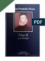 147858111 Fernandez Alvarez Manuel Felipe II y Su Tiempo