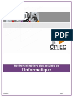 OPIIEC Ref Metiers Informatique 2010