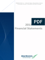 2013 Financial Statement
