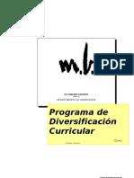 Nuevo Prog Diver 2008-2009