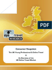 EyeforTravel - Consumer Snapshot the UK Young Professional