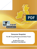 EyeforTravel - Consumer Snapshot the UK Young Professional