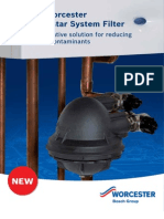 Worcester Greenstar System Filter Brochure