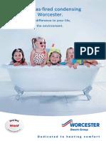Greenstar Gas Boilers Brochure