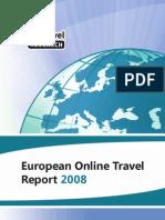 EyeforTravel - European Online Travel Report 2008