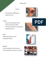 Heridas y Lesiones