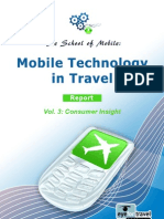 EyeforTravel - Mobile Technology in Travel Report Consumer Insight