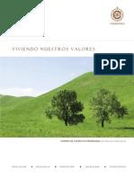 Chemonics Standards of Business Conduct in Spanish Viviendo Valores