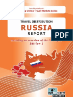 EyeforTravel - Travel Distribution Russia Report