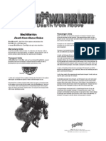 MechWarrior - 3 Death From Above Rules Supplement (2003)