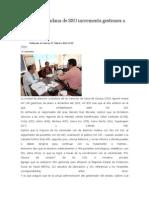 07/02/14 news Atención ciudadana de SSO incrementa gestiones a la población